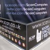 Exhibition Display Panels for SCAN for NEC Gaming exhibition