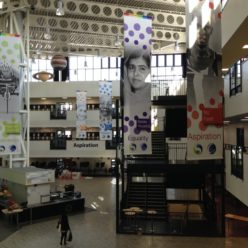 Inspiration banners for southfield school